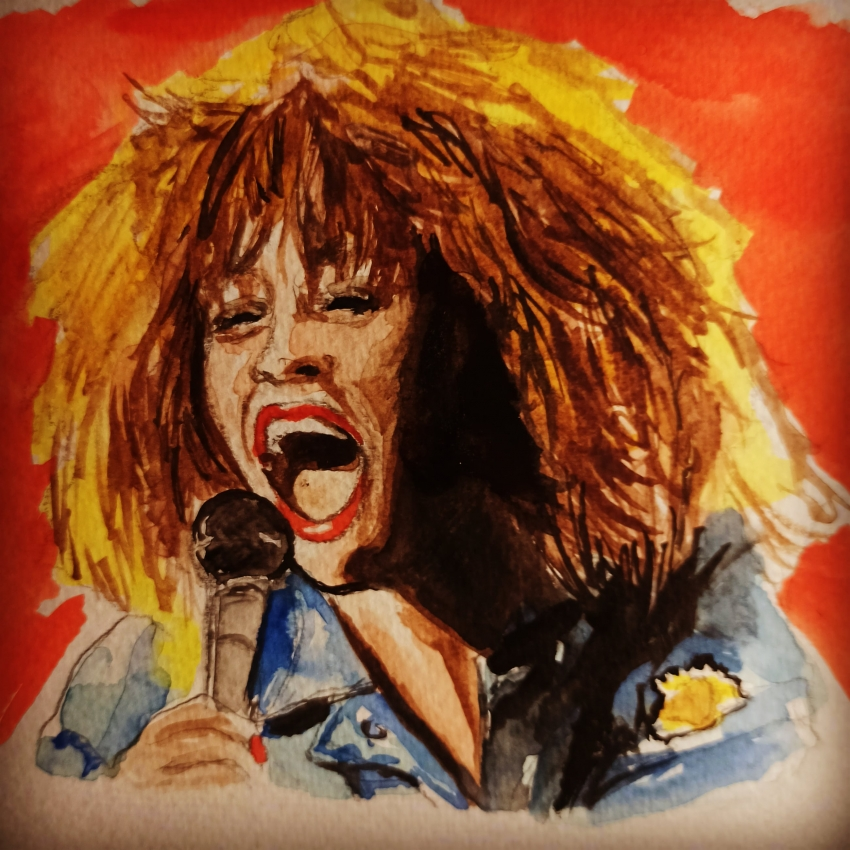Tina Turner por aurore.clement